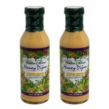 Walden Farms, Drssng Cf Honey Dijon - 12 Oz