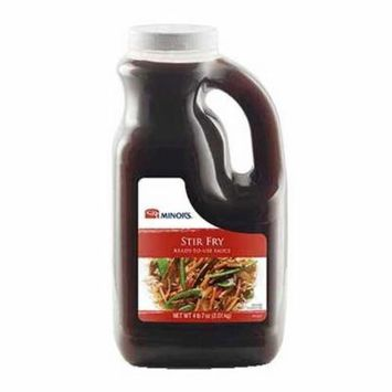 Minors Stir Fry Sauce, 0.5 Gallon -- 4 per case.