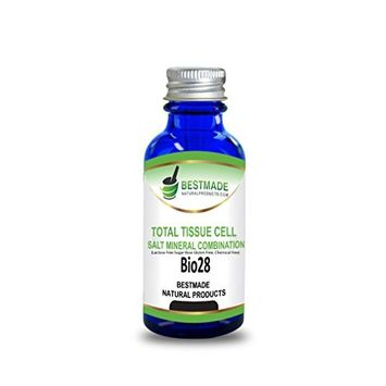 Lactose Free Bio28 Mineral Supplement Cell Salts (Compare to BioPlasma) - Sugar Base