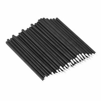 Makeup brush 50Pcs Disposable Eyeliner Pencils Brushes Wands Applicator Cosmetic Makeup Tool