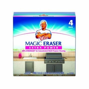 Procter & Gamble Mr. Clean Magic Erasing Pad, Extra Power 30/cs