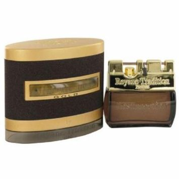 INSURRECTION GOLD By Reyane Tradition EDT For Men 3.3 oz Sealed