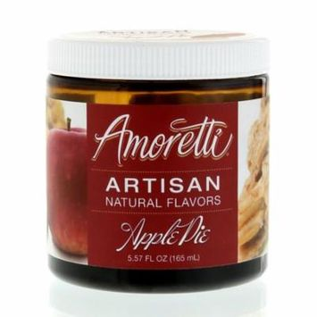 Amoretti Natural Artisan Flavor Apple Pie, 5.57 Fluid Ounce
