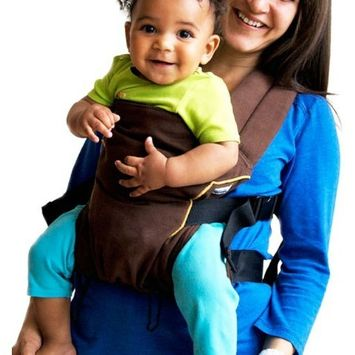 Catbird Baby Pikkolo Baby Carrier, Cafe au Lait (Discontinued by Manufacturer)