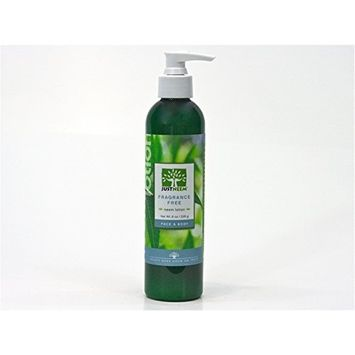 Neem Lotion - Fragrance Free - Great For Eczema, Psoriasis, Rosacea & more! Naturally Provides Instant and Lasting Relief For Severely Dry, Cracked, Itchy, or Irritated Skin - Face & Body - 8oz