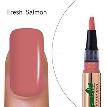 lagunamoon soak off uv led gel nail polish - fresh salmon