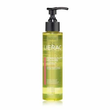 Lierac Cleansing Oil Makeup Remover for Face & Eyes, 5 Oz + Schick Slim Twin ST for Sensitive Skin