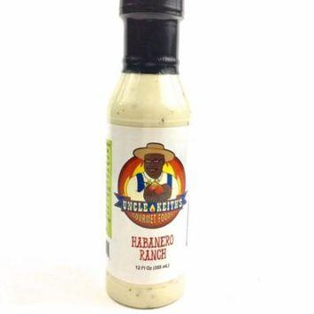 Habanero Ranch Salad Dressing