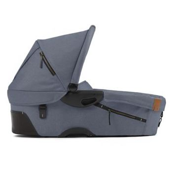Infant Mutsy 'Evo - Industrial' Bassinet - Grey