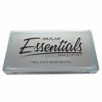 (6 Pack) OKALAN Essentials Makeup Kit