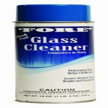 Fore Aerosol Glass Cleaner