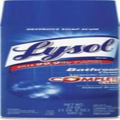 Reckitt Lysol 24 oz. Bathroom Cleaner Aerosol