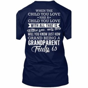 When The Child Hanes Tagless Tee T-Shirt