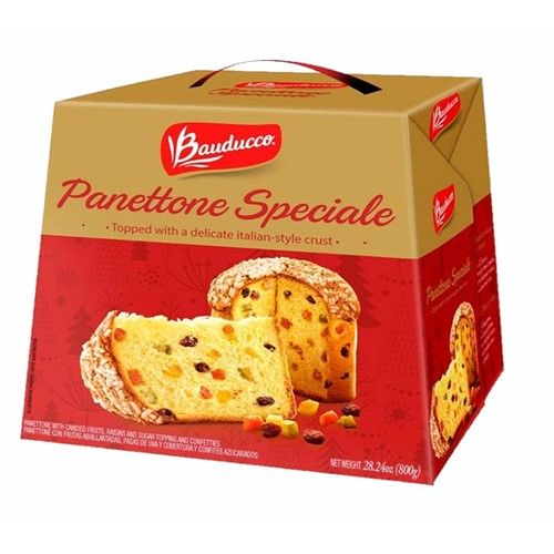 Bauducco Panettone Original Speciale Special Holiday Edition Gift Box, (28.24 Ounce (Pack of 1))