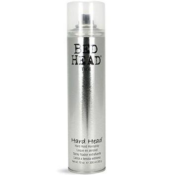 Tigi Bed Head Hard Head Spray 10.6 Oz Each (Pack of 2)