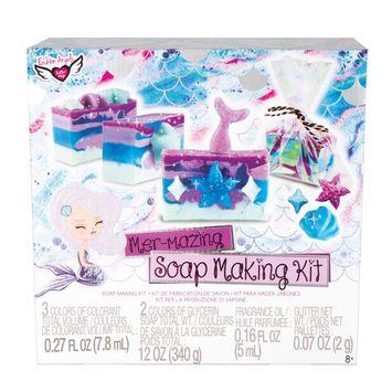 Fashion Angels Mer-Mazing Soap Making Kit