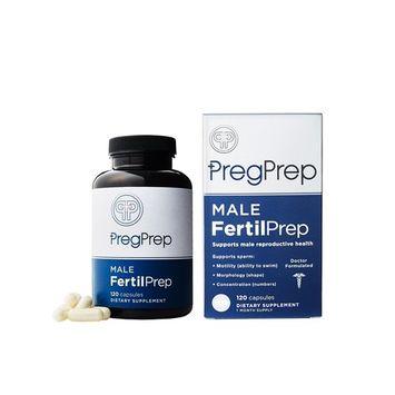 PregPrep Male FertilPrep: Fertility Aid for Men