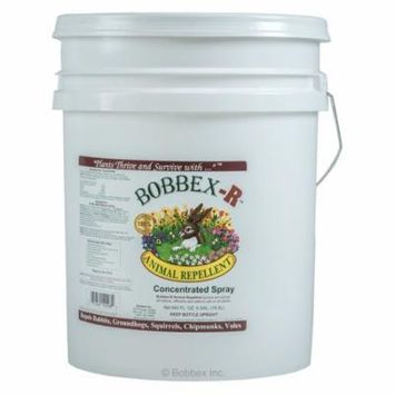 Bobbex-R 5 Gallon Animal Repellent Concentrated Spray