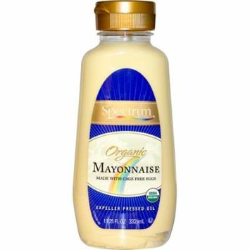 Spectrum Naturals, Organic Mayonnaise, 11.25 fl oz (pack of 2)