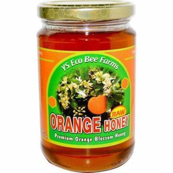Y.S. Eco Bee Farms, Orange Honey, 13.5 oz (pack of 6)