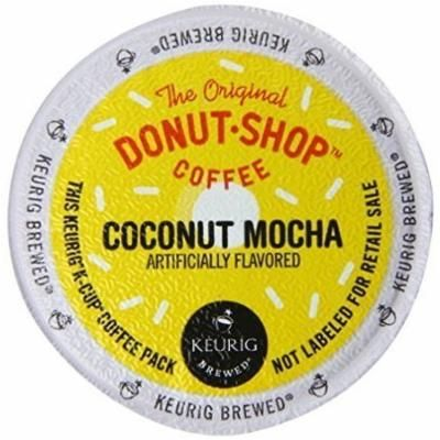Keurig, The Original Donut Shop, Coconut Mocha, K-Cup Packs, 72 Count