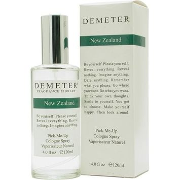 DEMETER by Demeter for Men and Women : NEW ZEALAND COLOGNE SPRAY 4 OZ