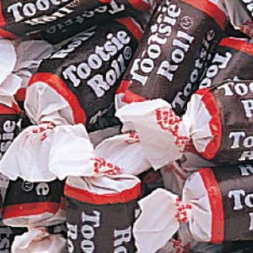 The Nutty Fruit House Tootsie Rolls Midgees Candy 5lb Bag
