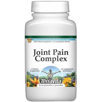Joint Pain Complex Powder - Boswellin, Glucosamine and Turmeric (4 oz, ZIN: 516872)