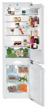 Liebherr HC1080 9.3 Cu. Ft. Custom Panel Bottom Freezer Refrigerator - Energy Star - Right Hinge