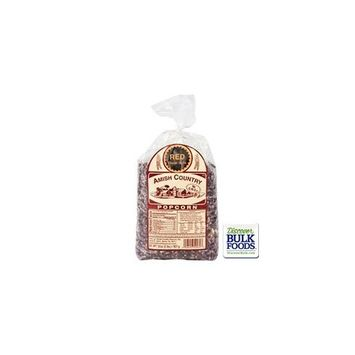 Amish Country Red Popcorn from Wabash Valley Farms 2lb Bags - Case of 8