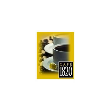 Cafe 1820 Reserve Ground Coffee, 340g [Reserve Ground]