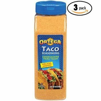 Ortega Taco Seasoning Mix, Original, 24 Oz
