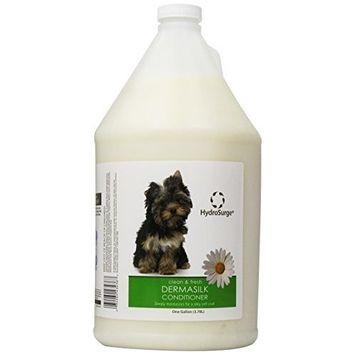 HydroSurge Dermasilk Dogs and Cats Conditioner, 1-Gallon