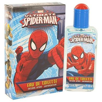 Spiderman by Marvel Eau De Toilette Spray 3.4 oz / 100 ml for Men