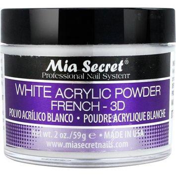 Mia Secret Professional Cover White Acrylic Power