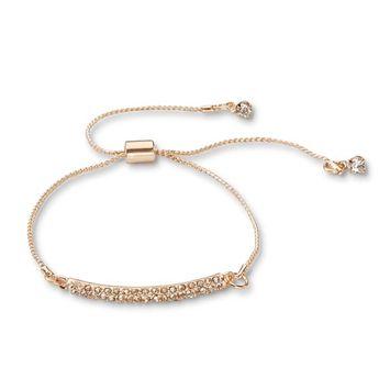 Attention Women's Goldtone Statement Bracelet
