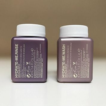 Kevin Murphy Hydrate Me Wash & Rinse 1.4 oz - Travel Size