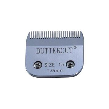 Geib Buttercut Stainless Steel Dog Clipper Blade Size-15 3/64-Inch Cut Length