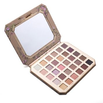 GARYOB Professional Makeup Eyeshadow Palette 30 Colors Shimmer and Matte, Natural Love Eye Shadow Collection,Makeup Contouring Kit for Salon and Daily Use