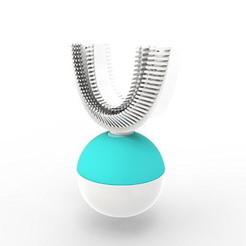 Amabrush Automatic Electric Toothbrush brush in 15 seconds Wireless Charging