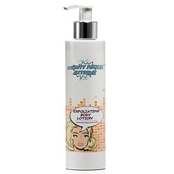 Exfoliating Body Lotion – 12% Lactic Acid Body Lotion. Provides Immediate Moisture & Gentle Exfoliation to Treat symptoms Associated with Keratosis Pilaris & Dry Skin Conditions.