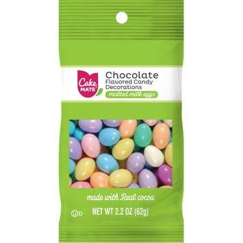 Signature Brands Llc Cake Mate Easter Malt Eggs 2.2 oz