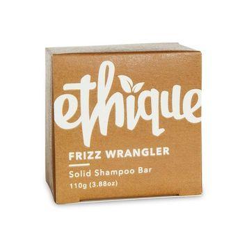 Ethique Eco-Friendly Solid Shampoo Bar, Frizz Wrangler 3.88 oz [Frizz Wrangler]