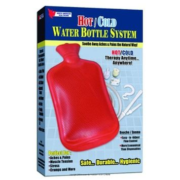 Classic Hot/Cold Water Bottle System, Hot Water Bottle System, (1 EACH, 1 EACH)