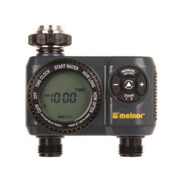 Melnor 2-Zone Digital Water Timer
