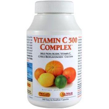 Vitamin C-500 Complex 60 Capsules