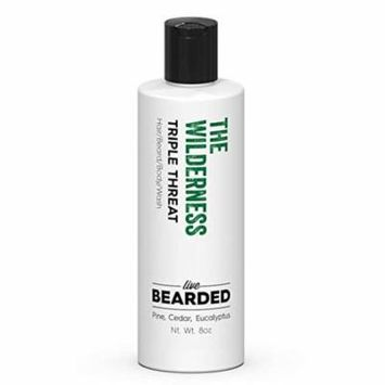The Wilderness Beard Wash