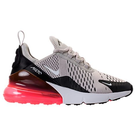 Boy's Nike Air Max 270 Sneaker, Size 6 M - Grey
