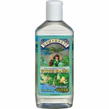 Humphreys Homeopathic Remedies HG0938530 8 fl oz Witch Hazel Cucumber Melon