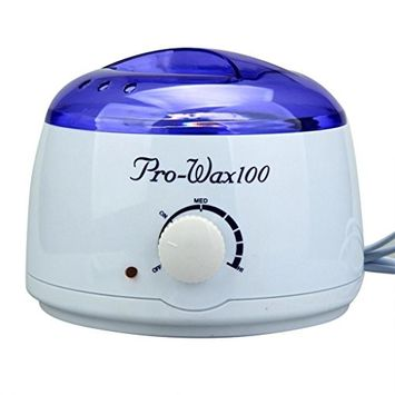 Wax Warmer Hair Removal,NOMENI Wax Warmer Melting Pot Electric Hot Wax Heater for Facial Hair Removal Total Body Brazilian Waxing Salon